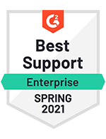 Best SUpport Enterprise Spring 2021