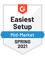 Easiest Set Up Mid-Market Spring 2021