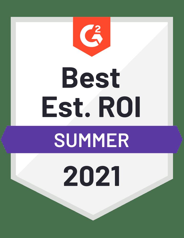 Best Estimated ROI (MFT)