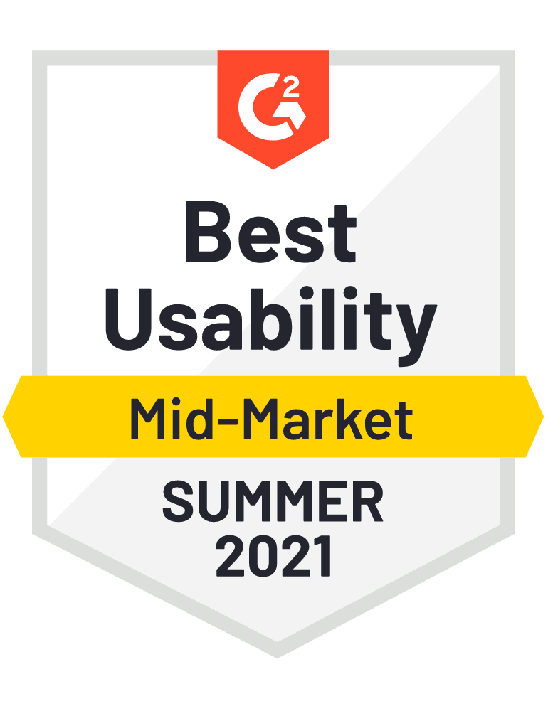 Best Usavility (Mid-Market MFT)