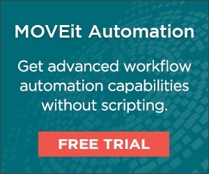 Managed File Transfer Automation