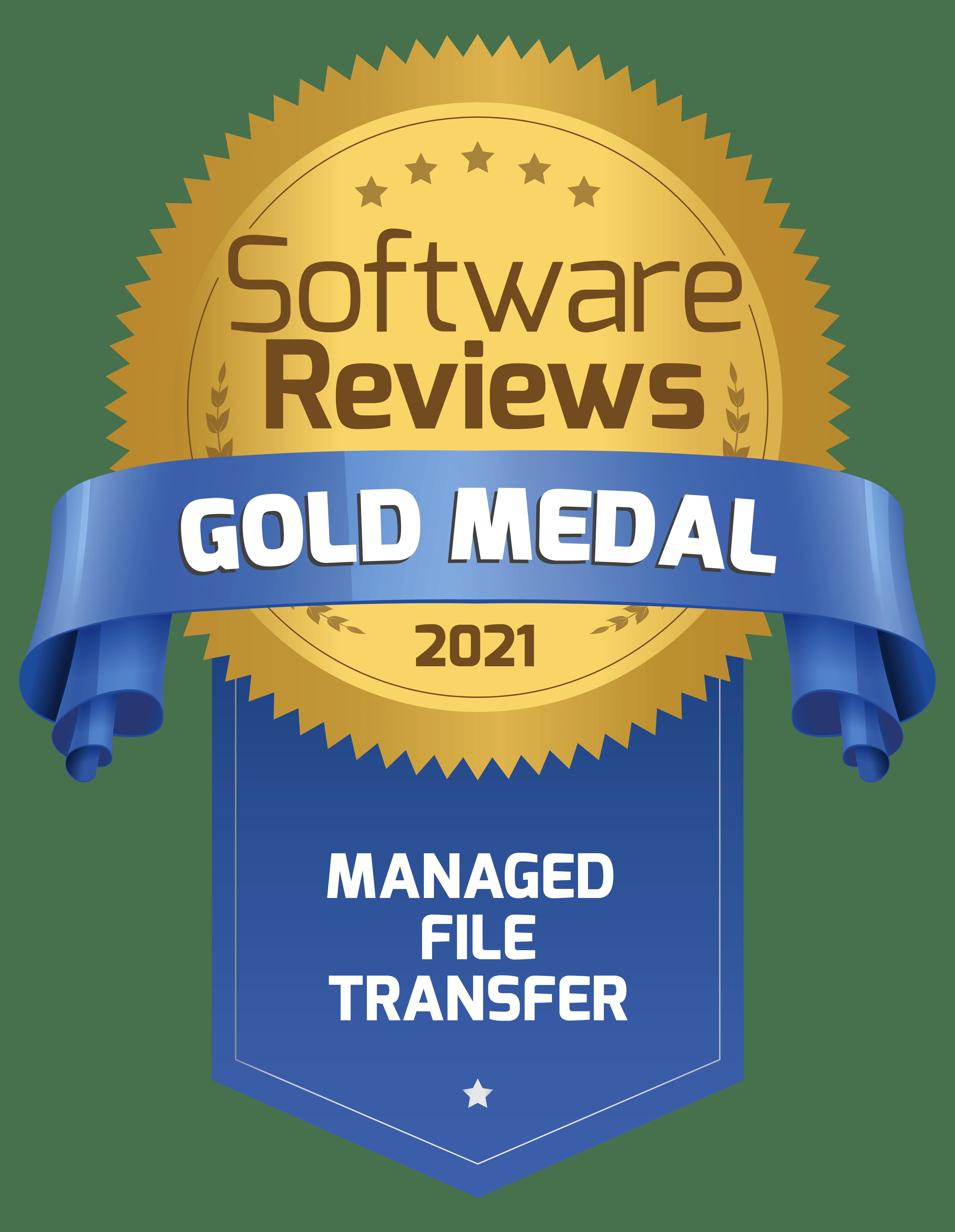 Info-Tech 2021 Gold Medal