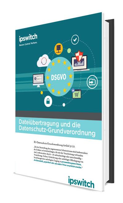 Dateiübertragung und die Datenschutz-Grundverordnung