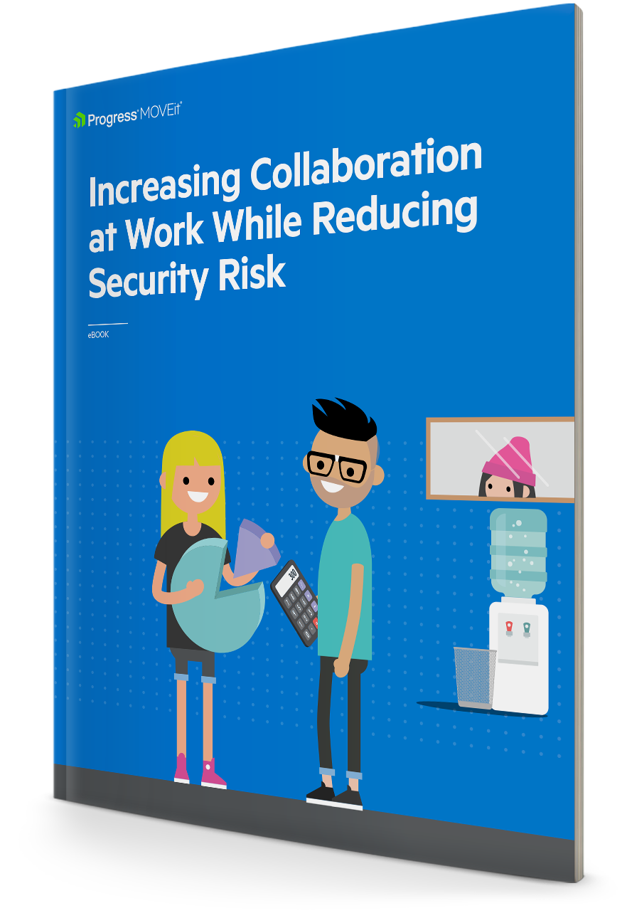 Increasing Collaboration While Reducing Security Risk eBook