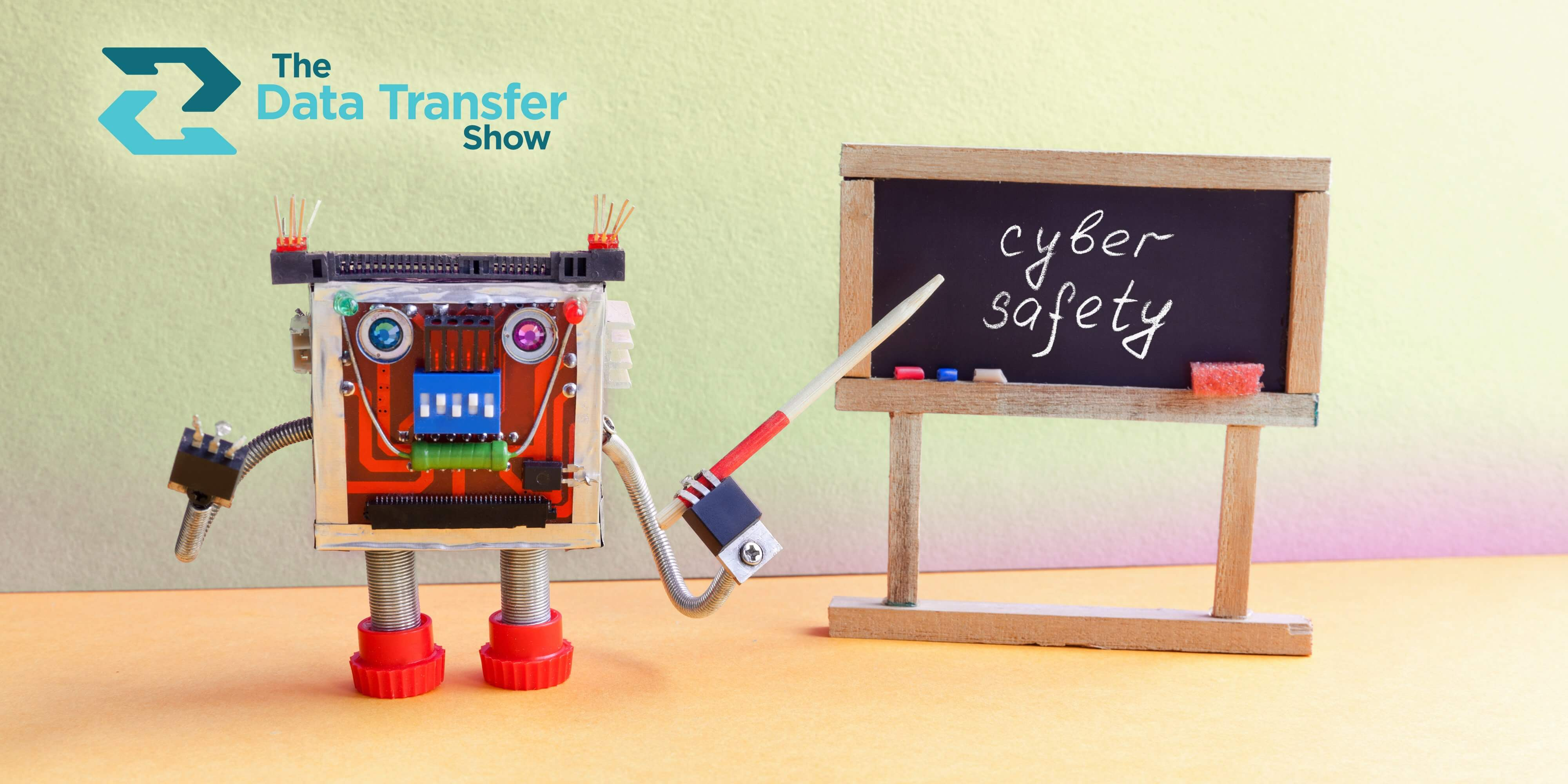 Data Transfer Show - How to Do I.T. in Education (Despite the Teachers)
