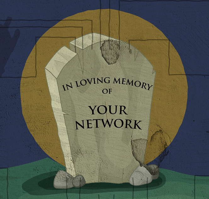 Network Nightmares: Server Room or House of Horror?