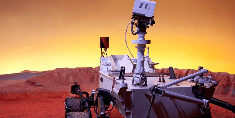 Raspberry Pi Steals Data From NASA