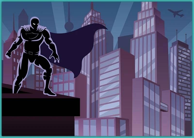 network-admin-superman