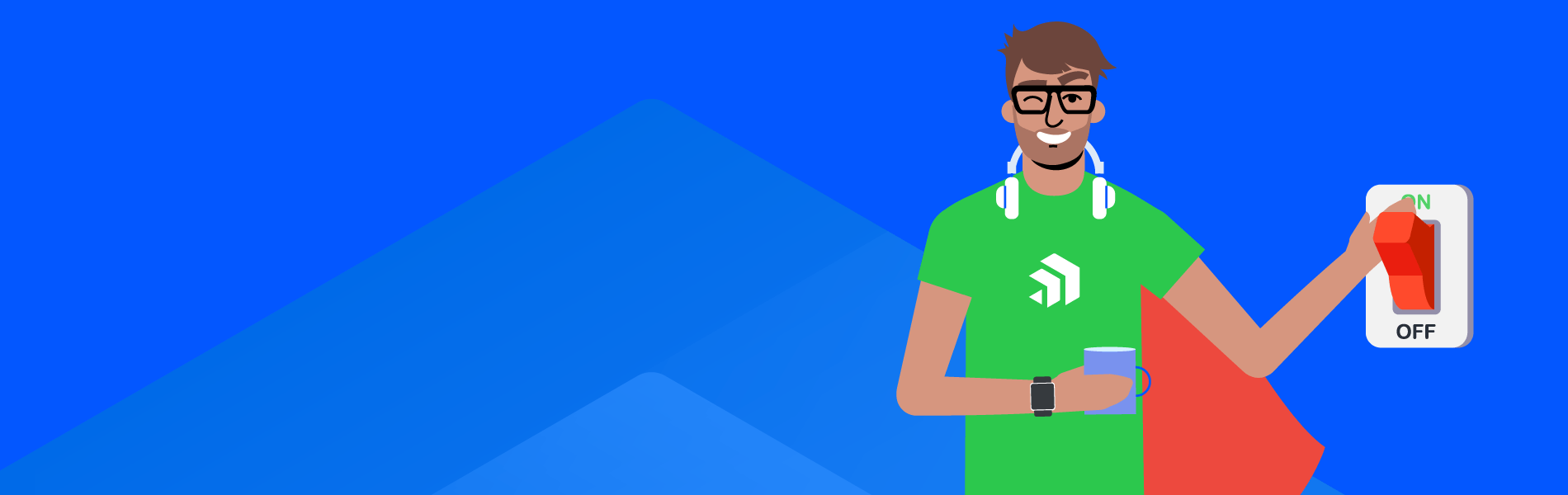 Sysadmin Day Landing Page Banner