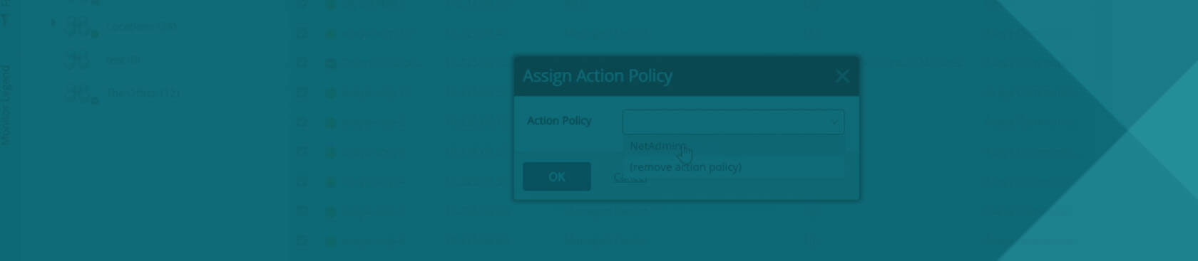 Action Policies