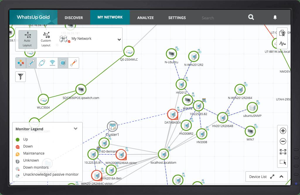 wug virtual overlay